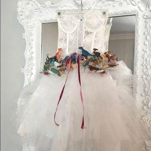 Pixie TOYS Ballerina Bustier Dress